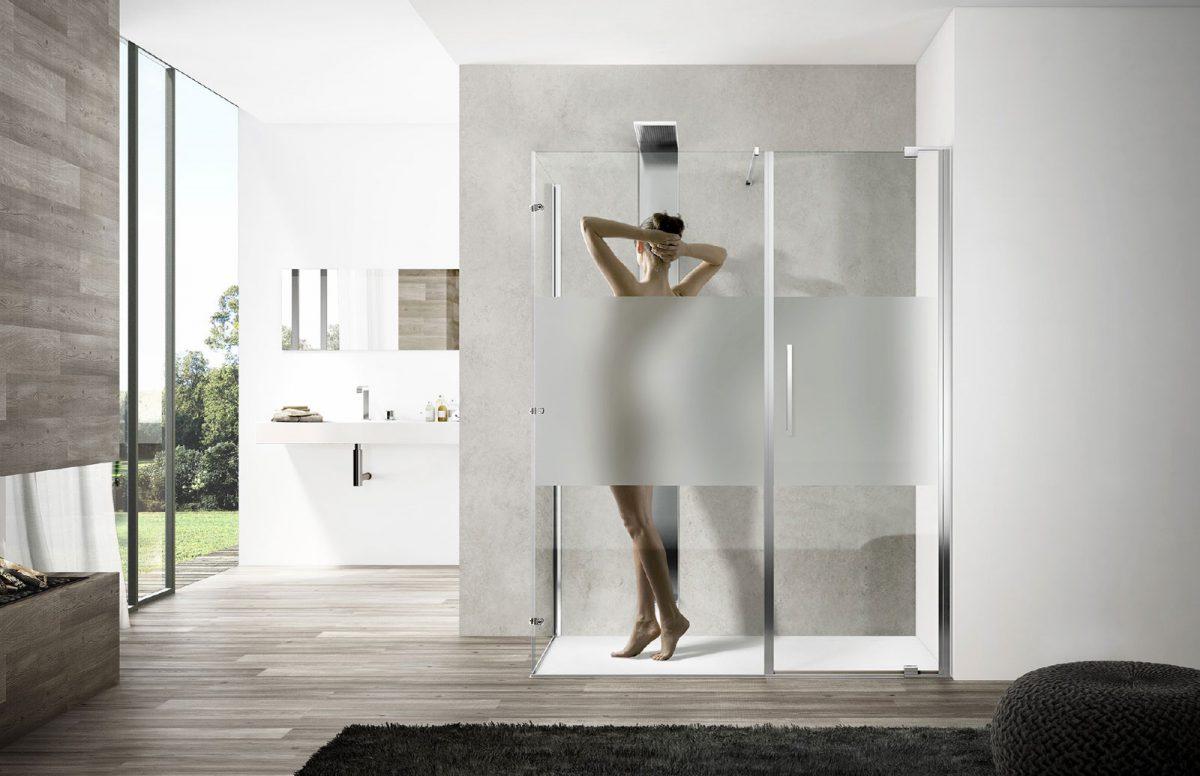 Slim doccia di design disenia for Immagini minimal