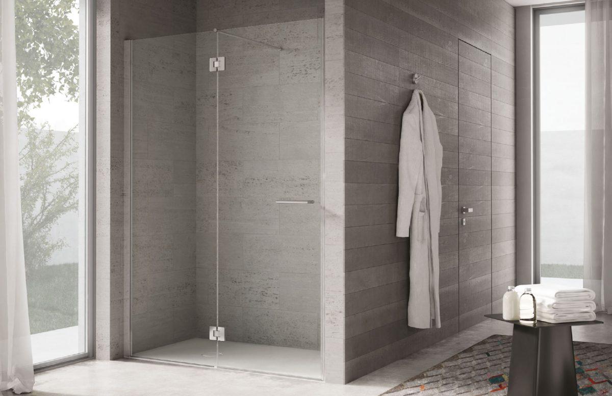 Project cabina doccia su misura disenia for Camminare attraverso i piani doccia