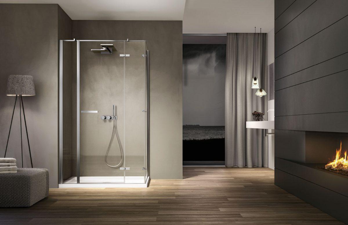 Smart - Cabina doccia moderna - Disenia