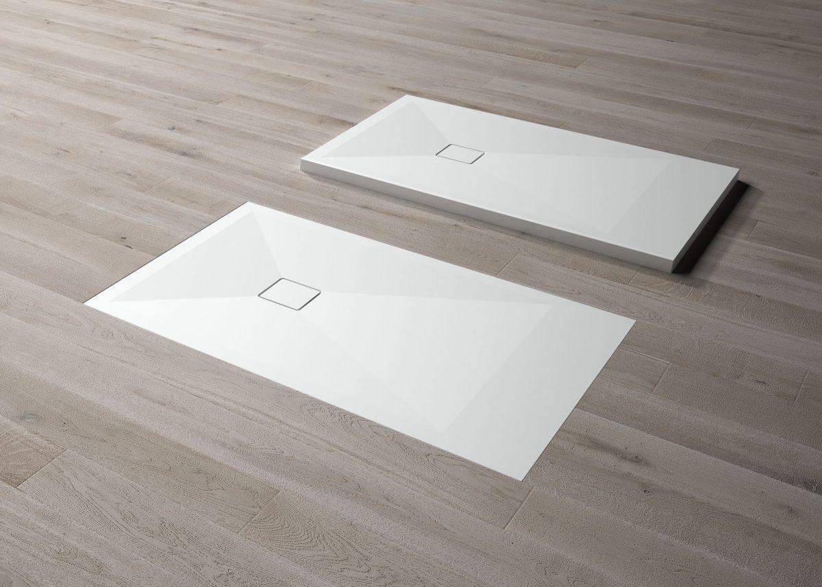 Join piatto doccia a filo pavimento o in appoggio disenia - Piatti doccia filo pavimento ...