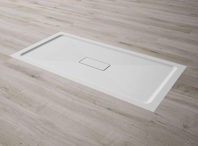Catino piatto doccia design disenia - Installazione piatto doccia filo pavimento ...