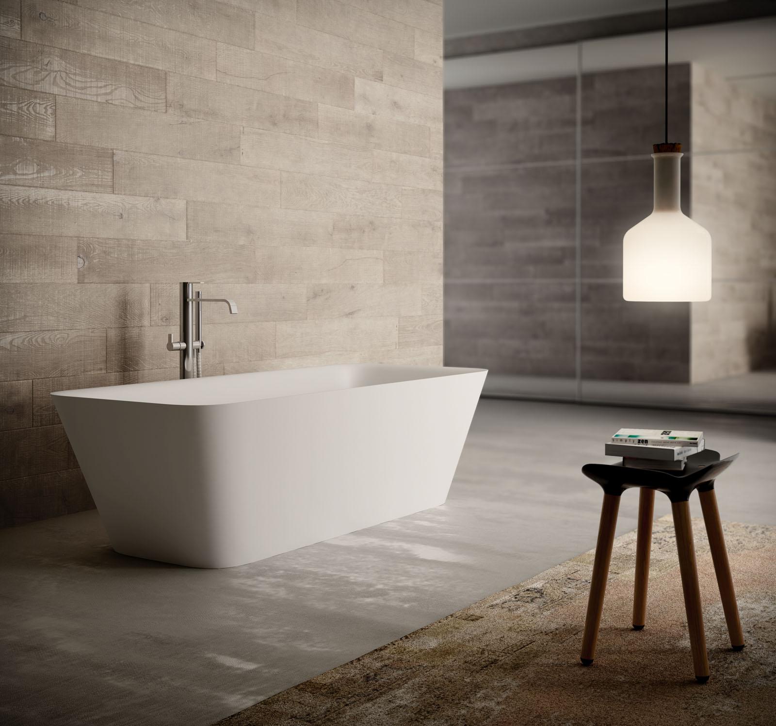 Equal vasca da bagno rettangolare disenia - Vasca da bagno rettangolare ...