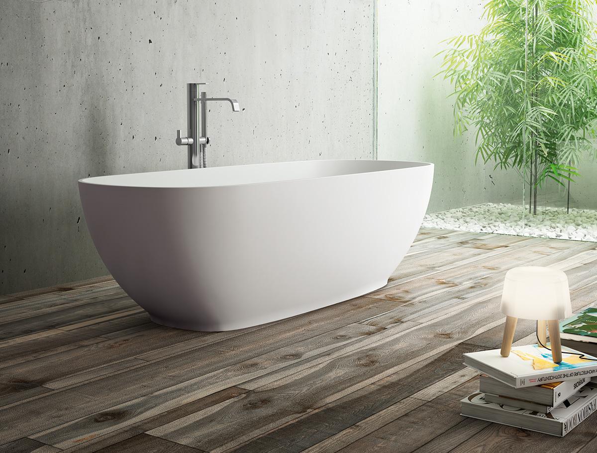Oval vasca da bagno ovale disenia - Vasca da bagno ovale ...