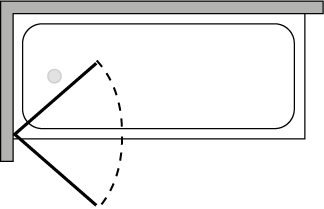 SVOMP : Porta battente