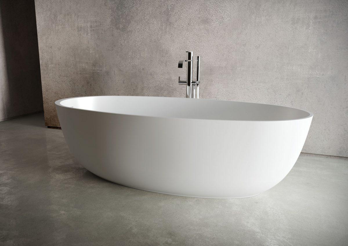 Round vasca da bagno moderna disenia - Vasca da bagno moderna ...