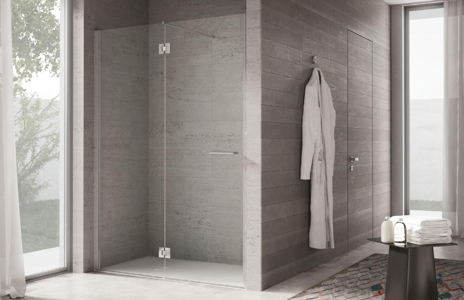 Accessori Bagno E Doccia : Project cabina doccia su misura disenia