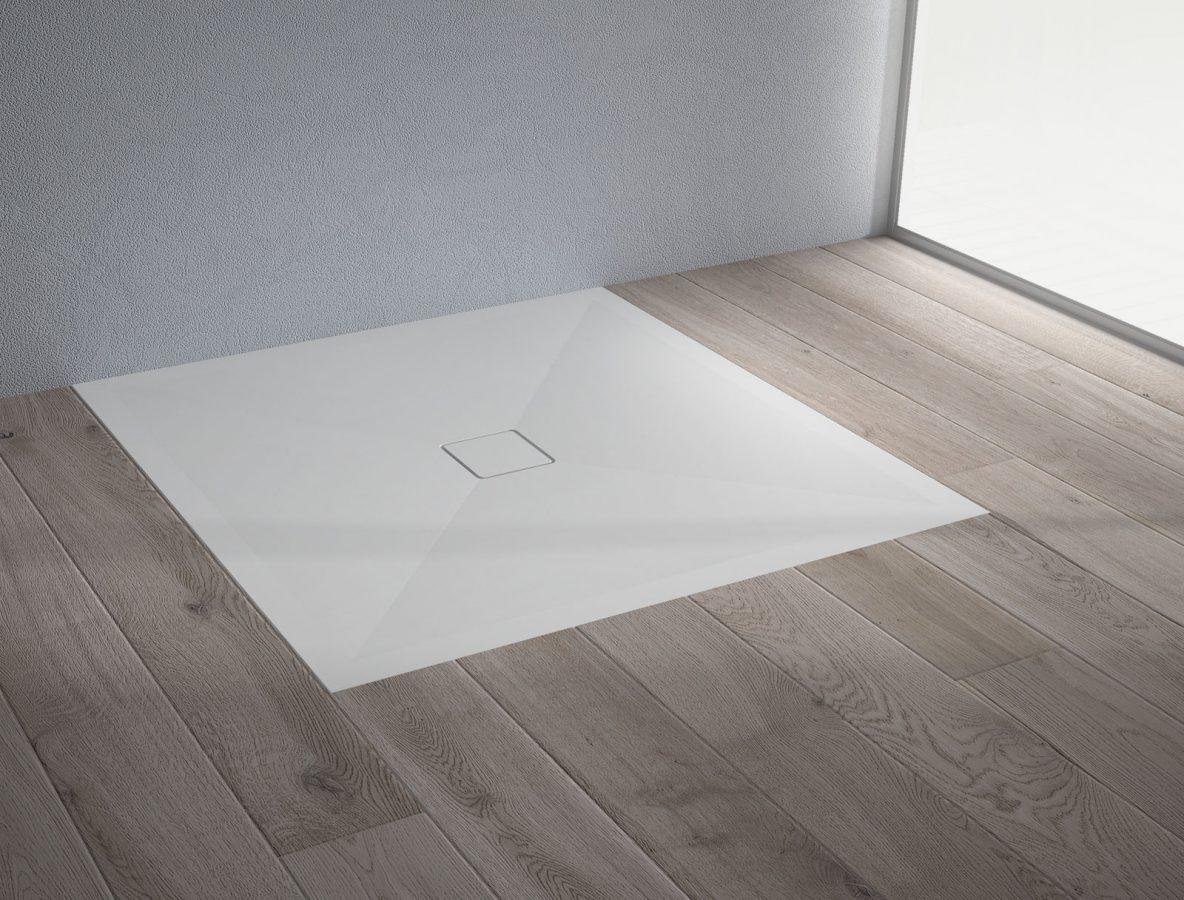 Join - Piatto doccia a filo pavimento o in appoggio - Disenia