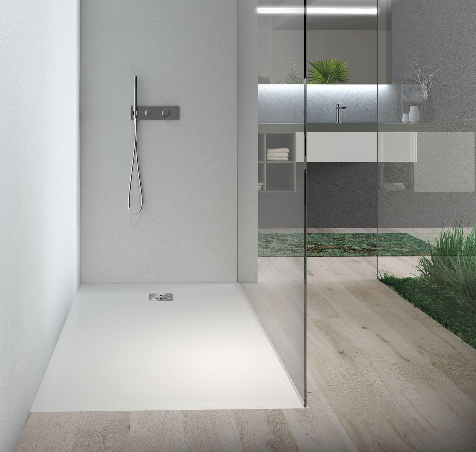 foto de Piano Piatto doccia di design Disenia