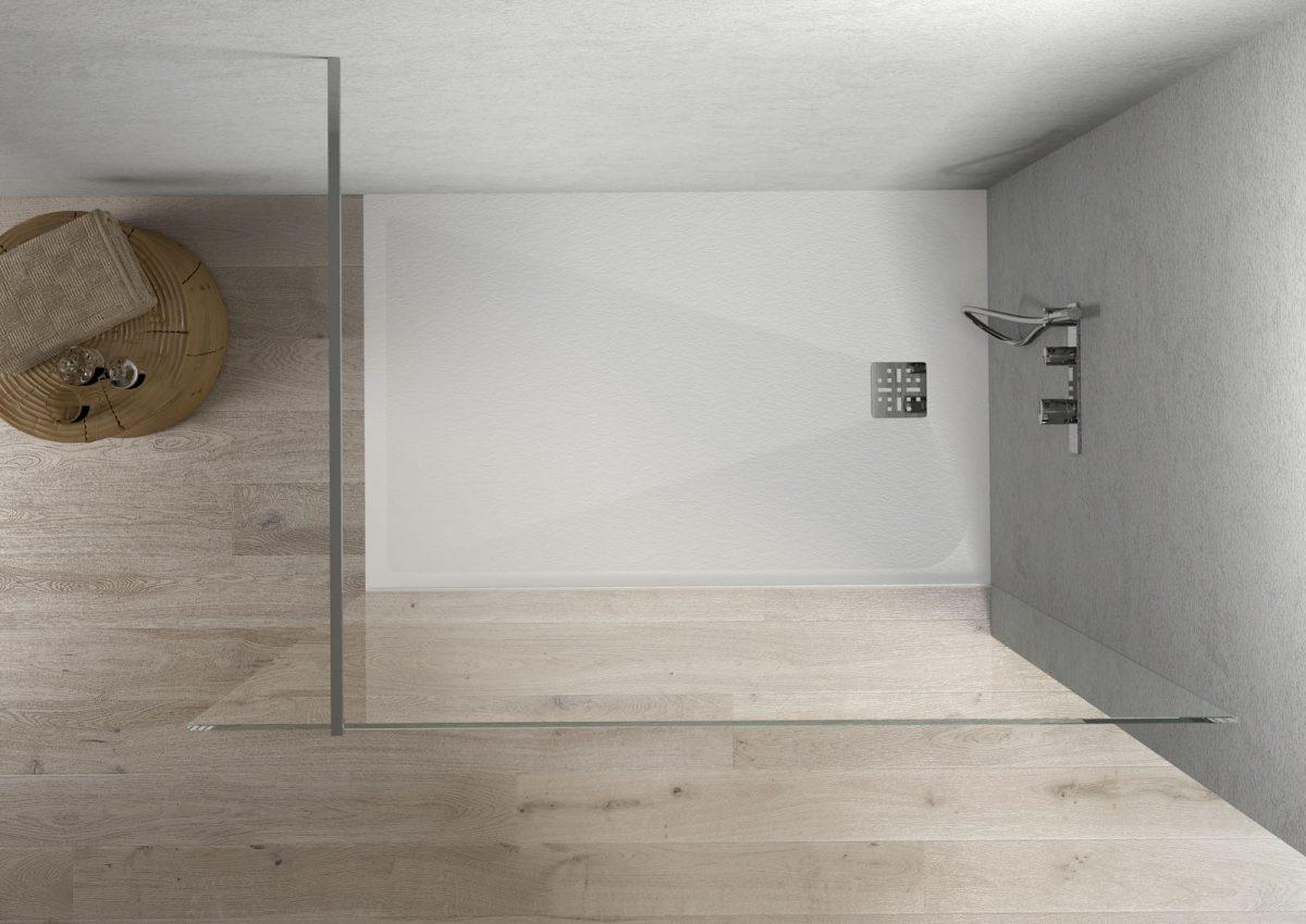 Piano piatto doccia di design disenia