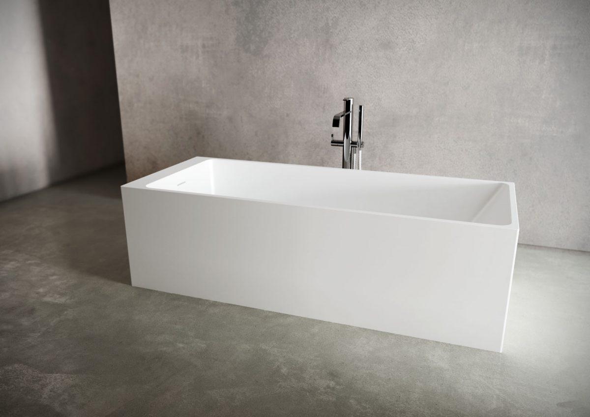 Dimensioni Di Una Vasca Da Bagno : Square vasca da bagno squadrata disenia